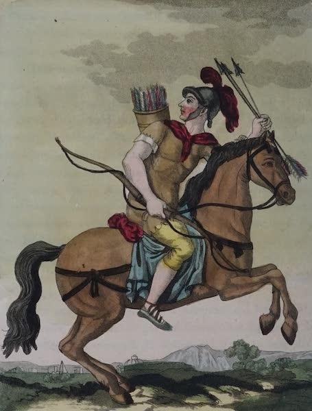 L'antica Roma, Ovvero, Descrizione Storica e Pittorica - Cavaliere Astato (1825)