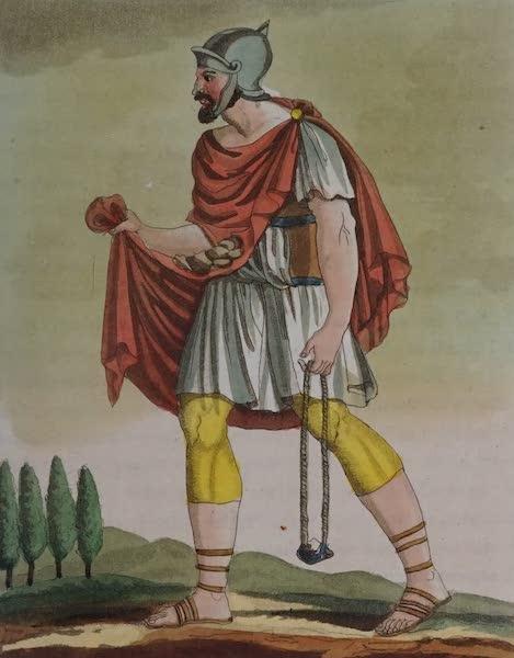 L'antica Roma, Ovvero, Descrizione Storica e Pittorica - Frombadore (1825)
