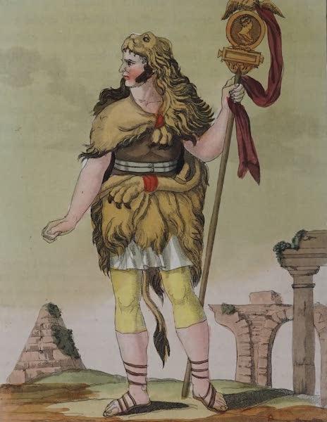 L'antica Roma, Ovvero, Descrizione Storica e Pittorica - Porta Insegna (1825)