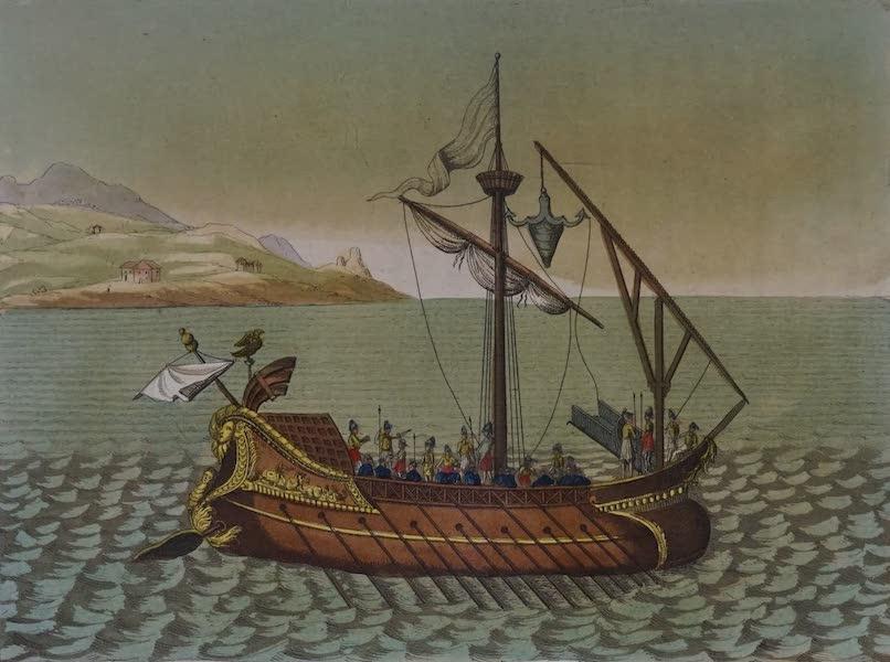 L'antica Roma, Ovvero, Descrizione Storica e Pittorica - Il Corvo di Duillio (1825)