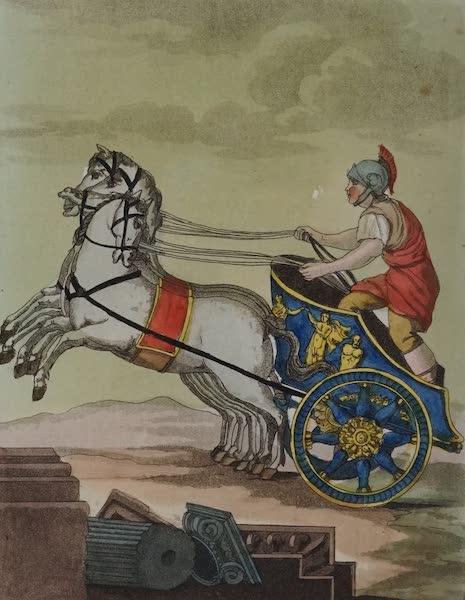 L'antica Roma, Ovvero, Descrizione Storica e Pittorica - Corse del Circo (1825)