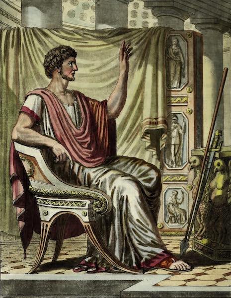 Preteur chez les romains