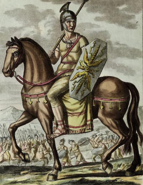 Cavalier-archer