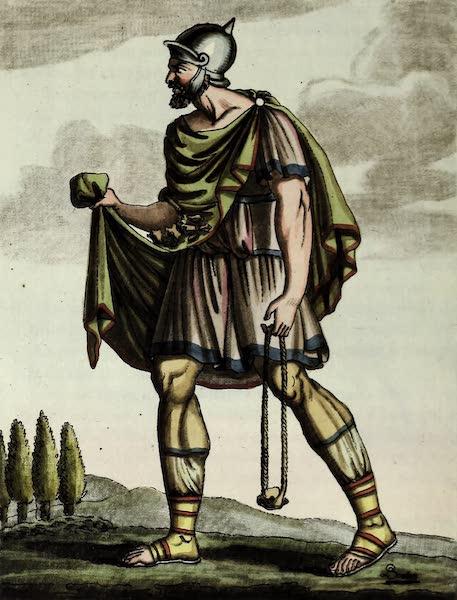 L'antique Rome, ou, Description Historique et Pittoresque - Frondeur (1796)