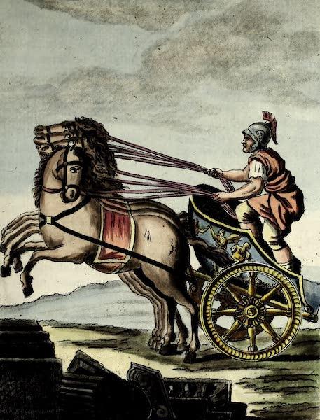 L'antique Rome, ou, Description Historique et Pittoresque - Course du cirque (1796)