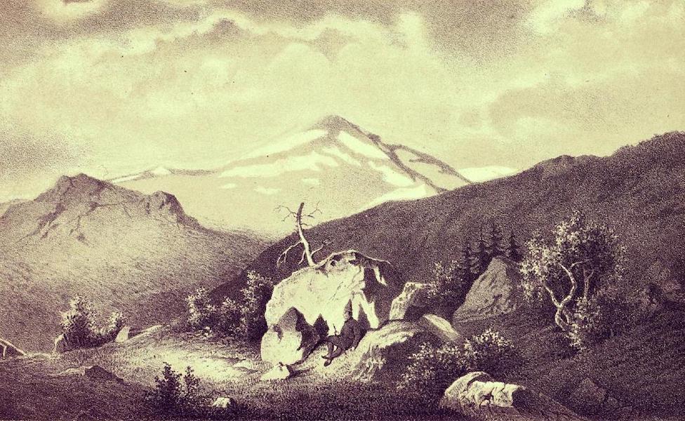 Lappland, dess natur och folk - Vallispiken från Ruotivare (1871)