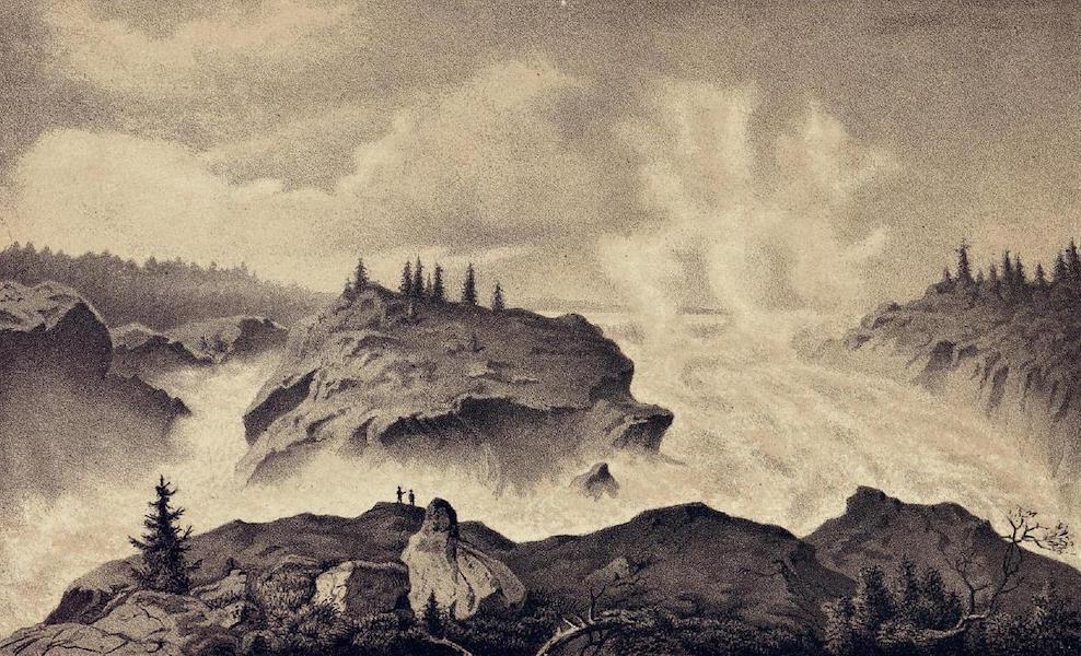 Lappland, dess natur och folk - Njommelsaska (1871)