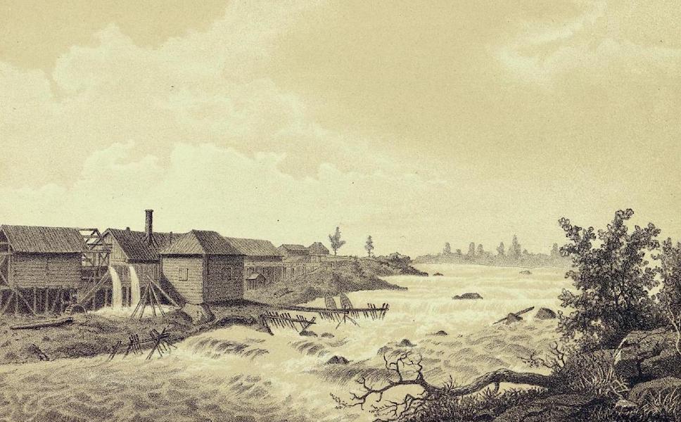 Lappland, dess natur och folk - Kengis Bruk (1871)