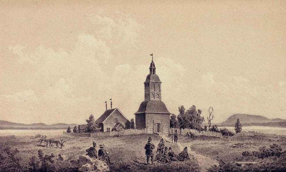 Lappland, dess natur och folk - Jukkasjarvi (1871)