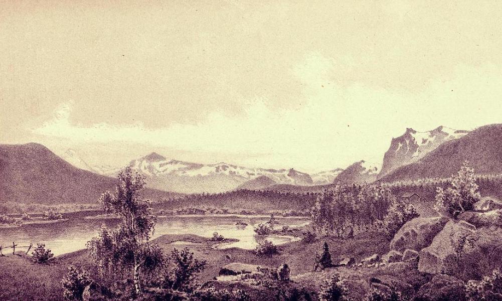 Lappland, dess natur och folk - Qvickjock (1871)