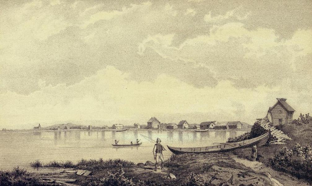 Lappland, dess natur och folk - Wittangi (1871)