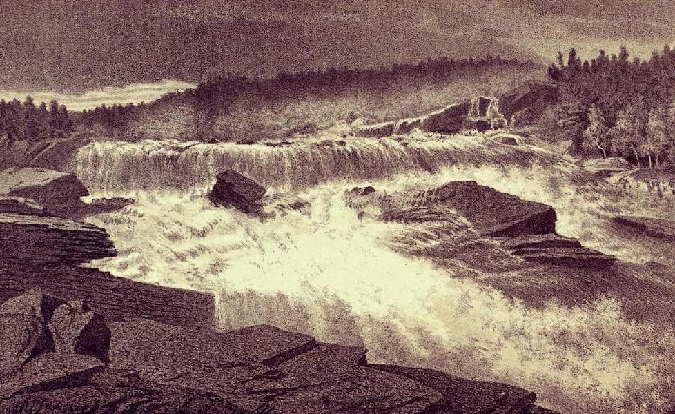 Lappland, dess natur och folk - Ronikjock (1871)
