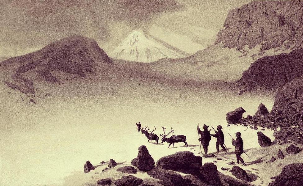 Lappland, dess natur och folk - Vandring i fjellen (1871)