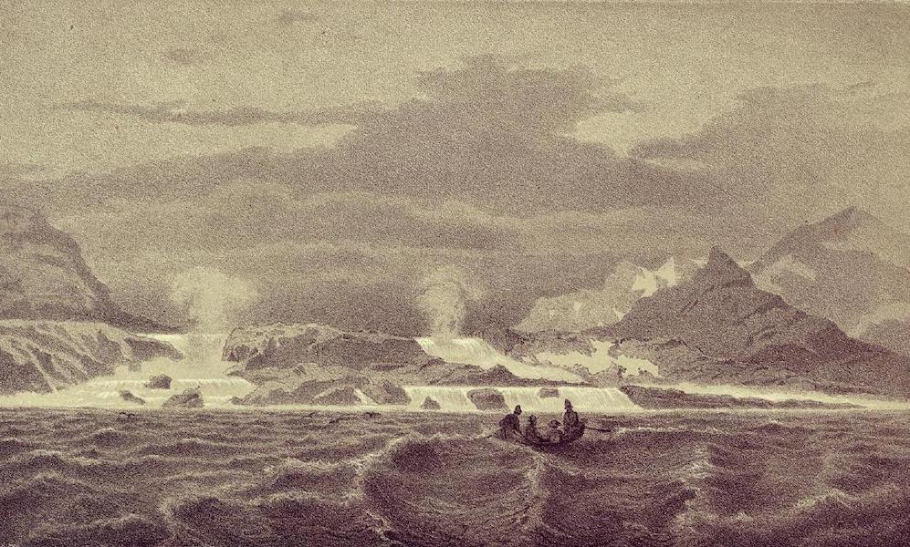 Lappland, dess natur och folk - Stora Sjofallet (Adna murko karse) (1871)