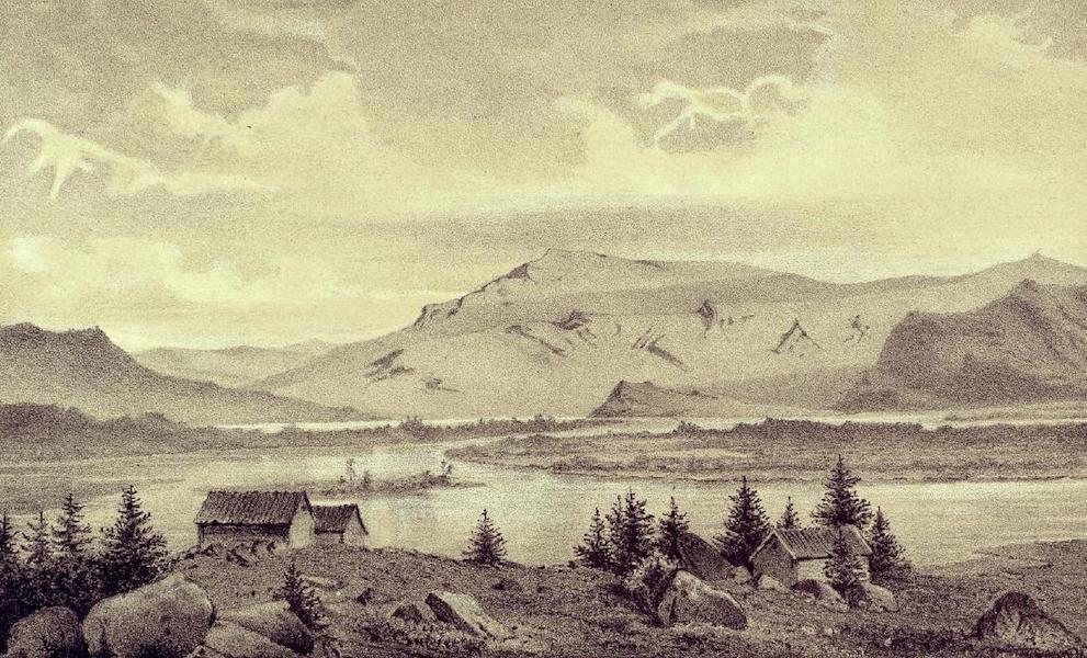 Lappland, dess natur och folk - Saggat-Trask från Qvickjock (1871)