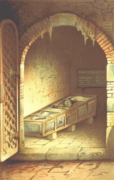 Lauwerbladen uit Neerlands Gloriekrans - Nog Predikt Het Graf (1875)