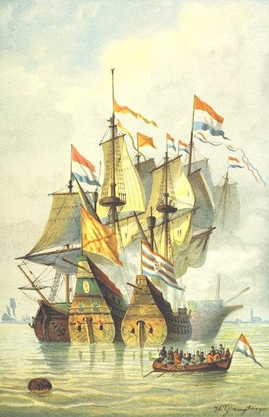 Lauwerbladen uit Neerlands Gloriekrans - Triomf Van Visschers En Boeren (1875)