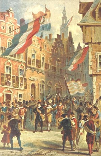 Lauwerbladen uit Neerlands Gloriekrans - Het Licht Op Den Kandelaar (1875)