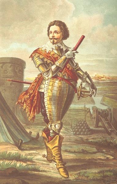 Lauwerbladen uit Neerlands Gloriekrans - Een Balsturige Maagd Gedwoxgen (1875)