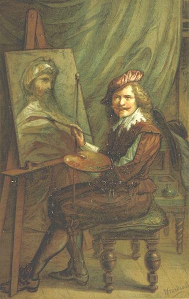 Lauwerbladen uit Neerlands Gloriekrans - Het Penceel Des Lichts (1875)