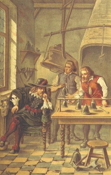 Lauwerbladen uit Neerlands Gloriekrans - Het Gehoor Des Blinden (1875)