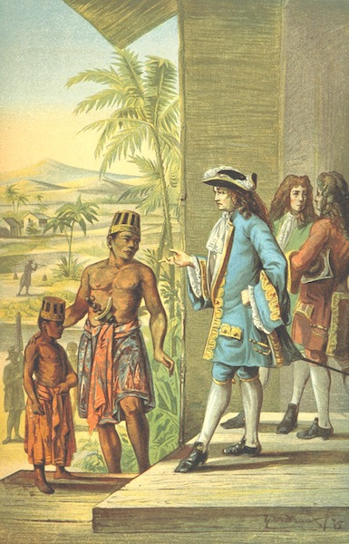 Lauwerbladen uit Neerlands Gloriekrans - Het Blinde Kind (1875)