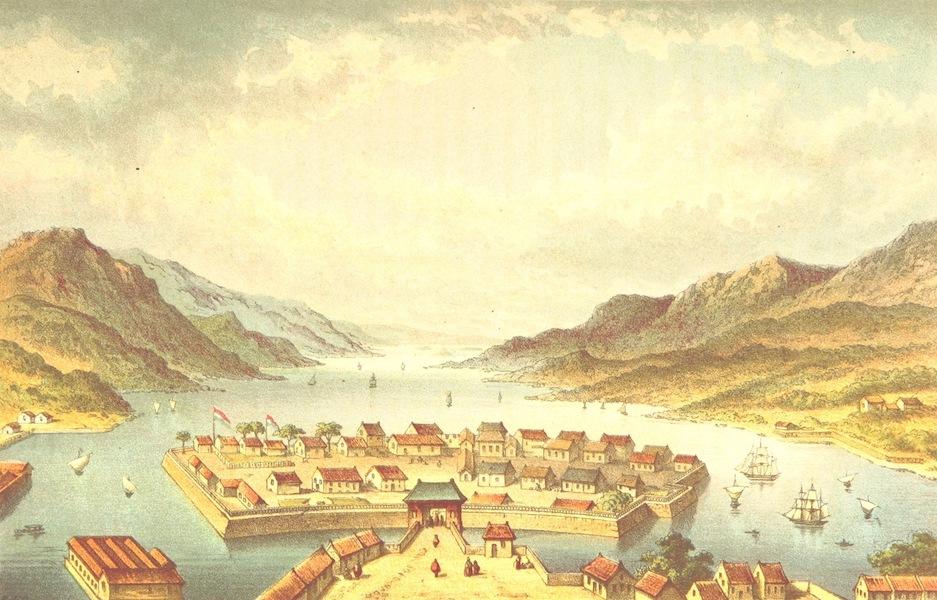 Lauwerbladen uit Neerlands Gloriekrans - Nug Wappert Neerland Vlao (1875)