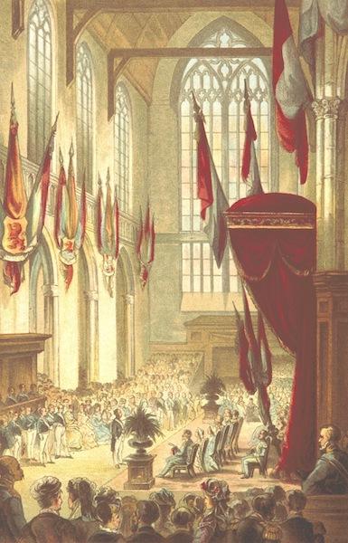 Lauwerbladen uit Neerlands Gloriekrans - Een Meifeest (1875)