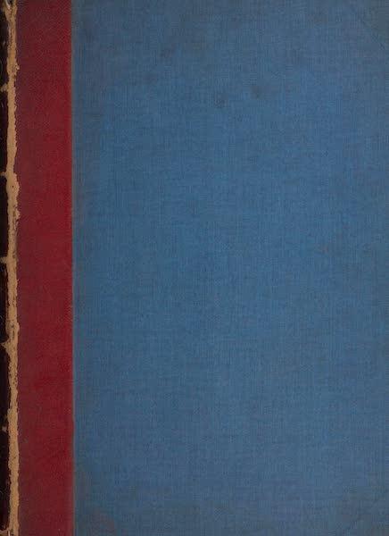 Le Costume Ancien et Moderne [Afrique] Vol. 1 - Front Cover (1815)