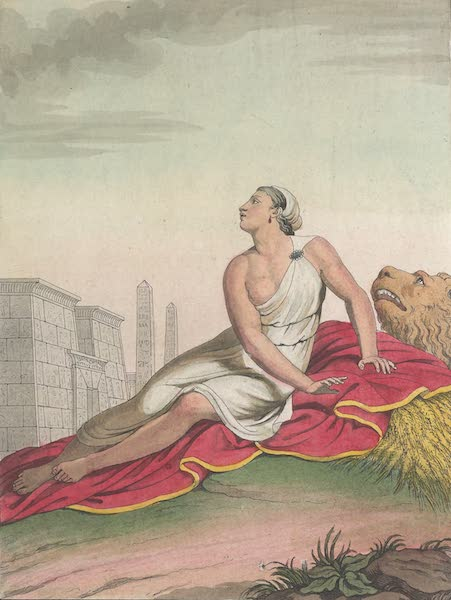 Le Costume Ancien et Moderne [Afrique] Vol. 1 - L'Afrique d'Appiani (1815)