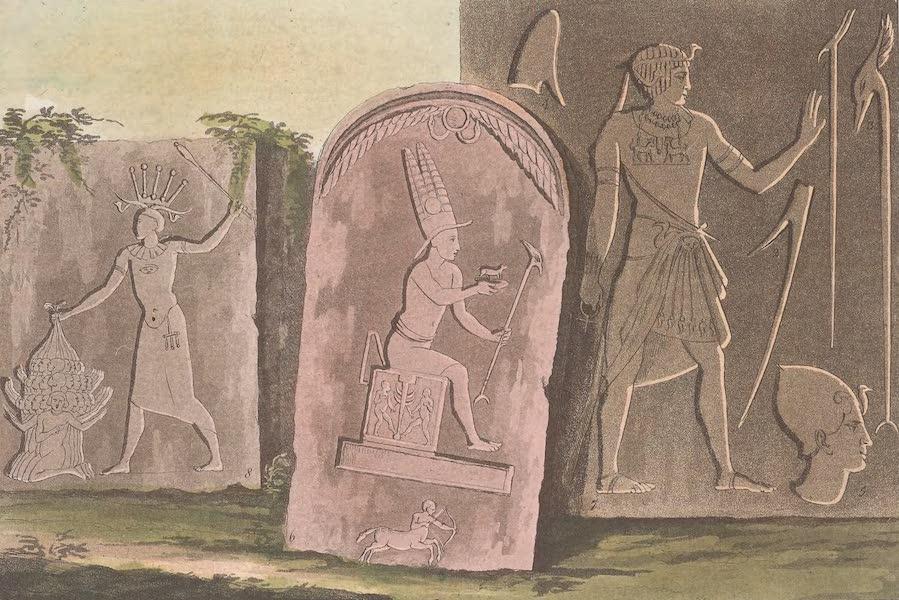 Le Costume Ancien et Moderne [Afrique] Vol. 1 - Vetement des anciens Rois (1815)