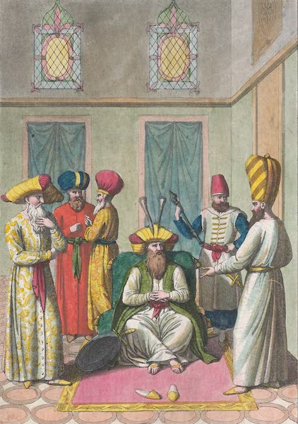 Le Costume Ancien et Moderne [Afrique] Vol. 1 - Soudan Kansou al Gauri (1815)