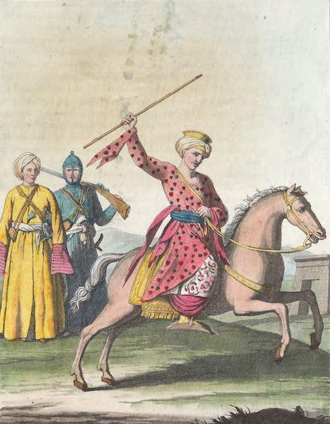 Le Costume Ancien et Moderne [Afrique] Vol. 1 - Uniforme des Mamelouks (1815)