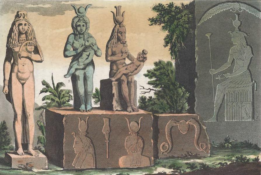 Le Costume Ancien et Moderne [Afrique] Vol. 1 - Images d'Isis (1815)