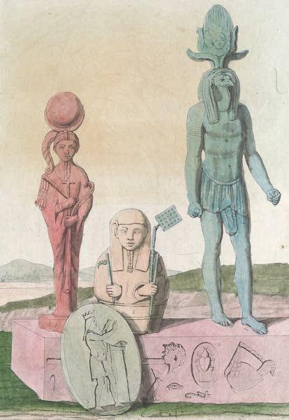 Le Costume Ancien et Moderne [Afrique] Vol. 1 - Images d'Osiris (1815)