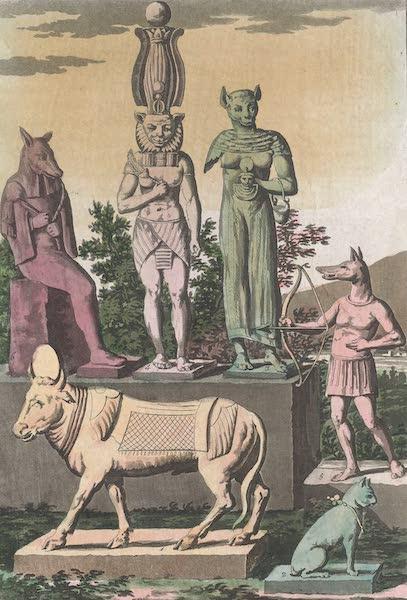 Le Costume Ancien et Moderne [Afrique] Vol. 1 - Boeuf Apis (1815)