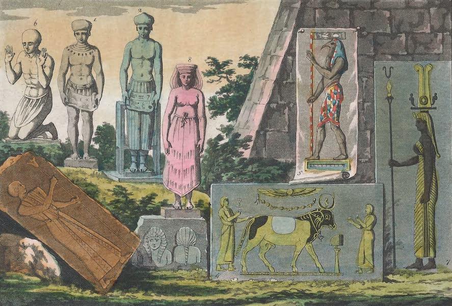 Le Costume Ancien et Moderne [Afrique] Vol. 1 - Habillement des Pretres (1815)