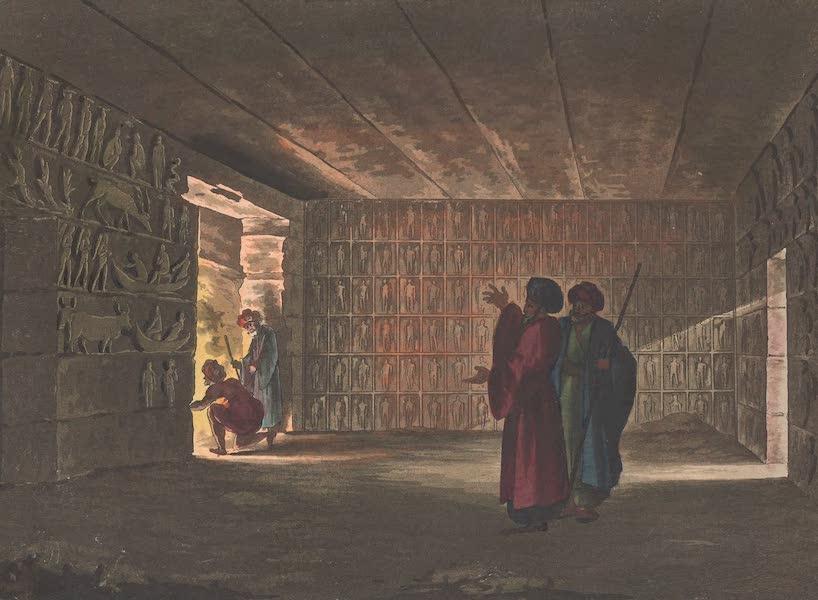 Le Costume Ancien et Moderne [Afrique] Vol. 1 - Chambres sepulcrales (1815)