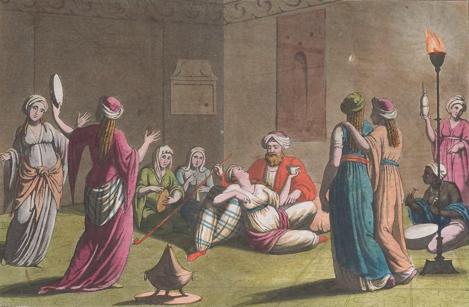 Le Costume Ancien et Moderne [Afrique] Vol. 1 - Fete dans le Harem (1815)