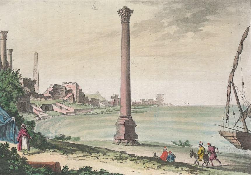 Le Costume Ancien et Moderne [Afrique] Vol. 1 - Colonee de Pompee etc (1815)
