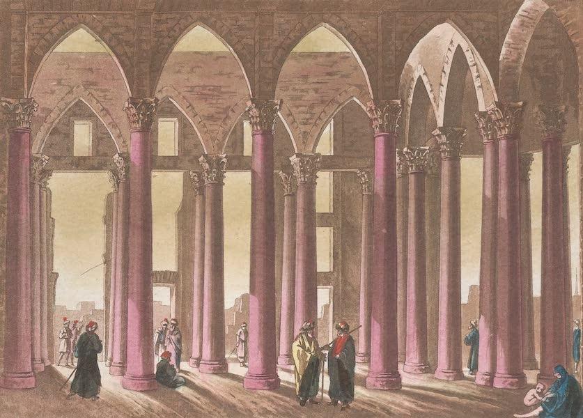 Le Costume Ancien et Moderne [Afrique] Vol. 1 - Palais dit de Joseph (1815)