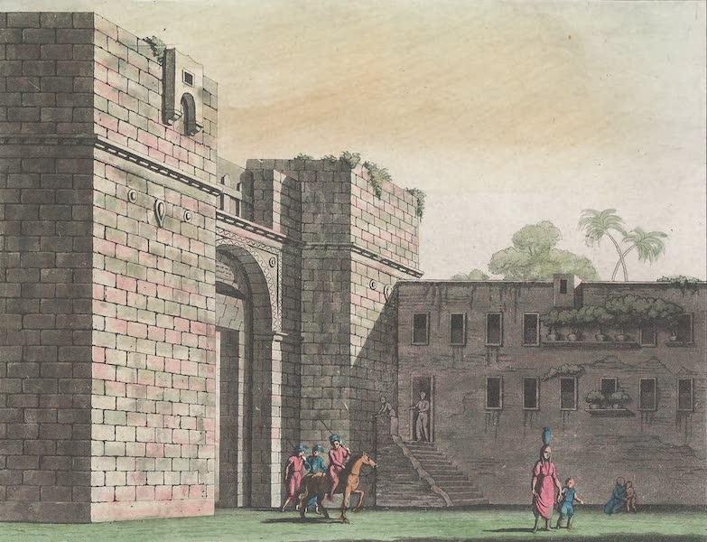 Le Costume Ancien et Moderne [Afrique] Vol. 1 - Porte du Caire (1815)