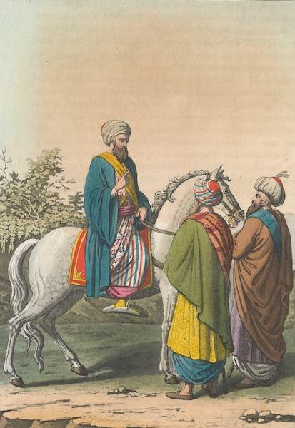Le Costume Ancien et Moderne [Afrique] Vol. 1 - Bedouins et Santons (1815)