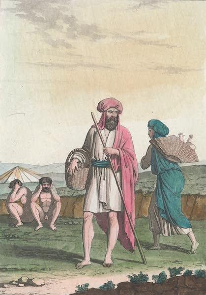 Le Costume Ancien et Moderne [Afrique] Vol. 1 - Cheik des Bedouins (1815)