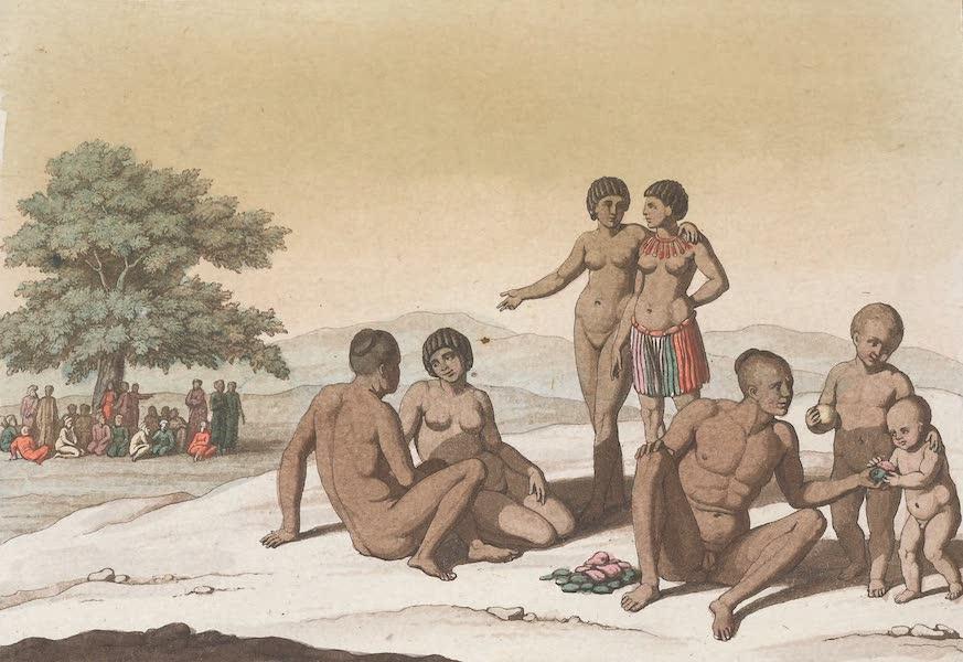 Le Costume Ancien et Moderne [Afrique] Vol. 1 - Goubli ou Barabra (1815)