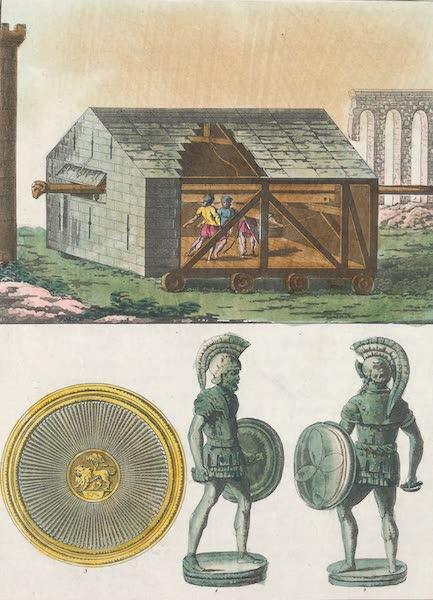 Le Costume Ancien et Moderne [Afrique] Vol. 1 - Malchus, Magon, Annibal, Didon etc (1815)