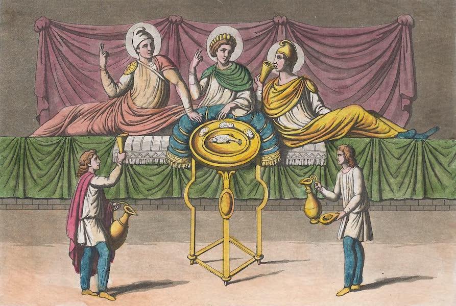 Le Costume Ancien et Moderne [Afrique] Vol. 1 - Festin de Didon (1815)
