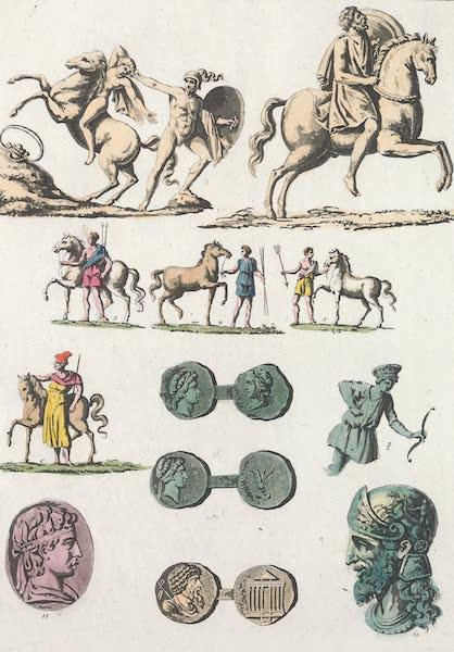 Le Costume Ancien et Moderne [Afrique] Vol. 1 - Numides et Mauritains (1815)
