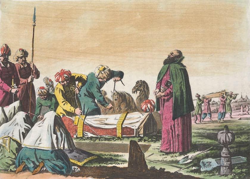 Le Costume Ancien et Moderne [Afrique] Vol. 1 - Funerailles (1815)