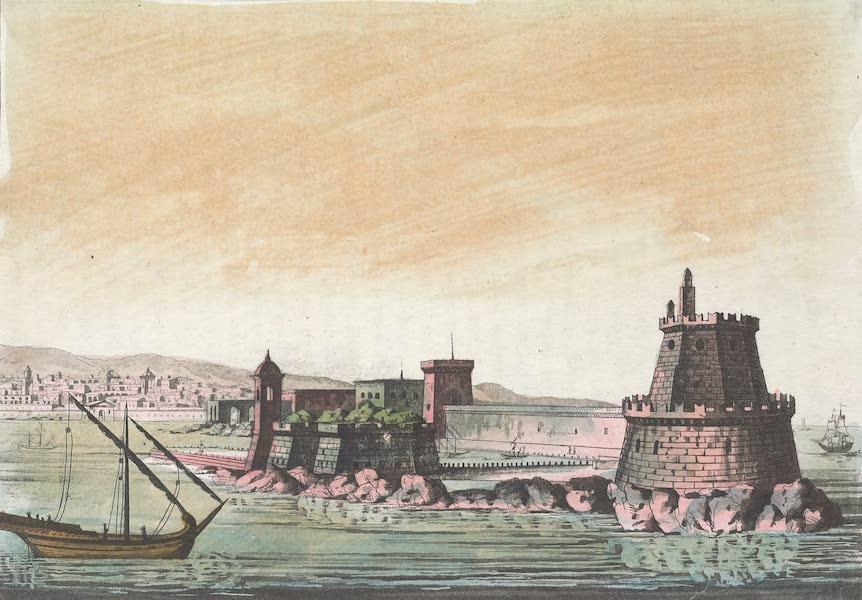 Le Costume Ancien et Moderne [Afrique] Vol. 1 - Mole d'Alger (1815)